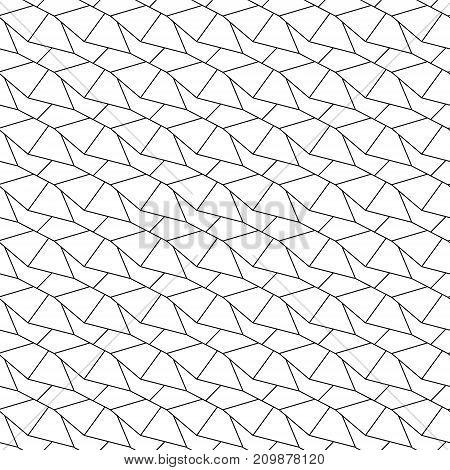 Seamless Pattern - Linear Background
