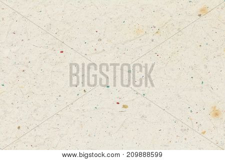 Recycled crumpled light brown paper texture or paper background for business education and communication concept design.