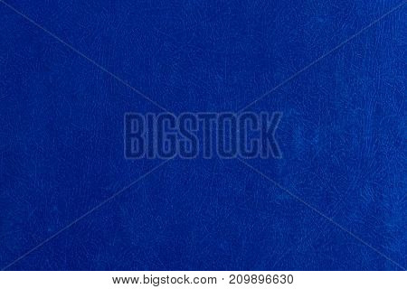 The Texture Of The Paper Blue