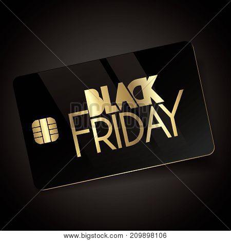 Black Friday Credit Card