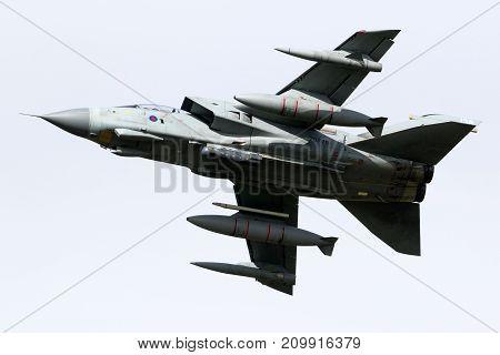 Raf Tornado Fighter Plane