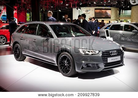 Audi A4 G-tron New Car