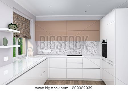 Realistic 3D Rendering Image & Photo (Free Trial) | Bigstock