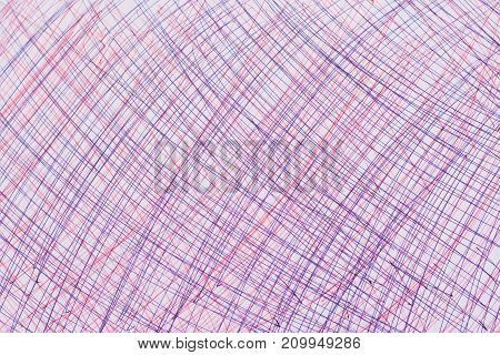 pen drawings textures background in red blue tones