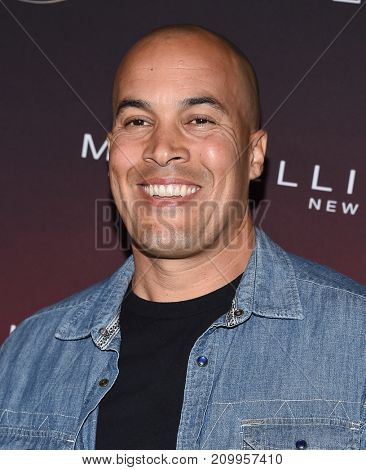 LOS ANGELES - OCT 04:  Coby Bell arrives for the People's 'One's To Watch' Event on October 4, 2017 in Hollywood, CA