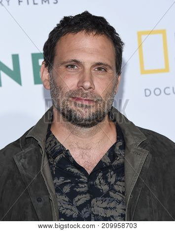 LOS ANGELES - OCT 09:  Jeremy Sisto arrives for the 'Jane' Los Angeles Premiere on October  9, 2017 in Hollywood, CA