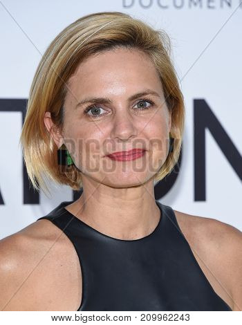 LOS ANGELES - OCT 09:  Mariana van Zeller arrives for the 'Jane' Los Angeles Premiere on October  9, 2017 in Hollywood, CA