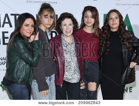 LOS ANGELES - OCT 09:  Pamela Adlon arrives for the 'Jane' Los Angeles Premiere on October  9, 2017 in Hollywood, CA