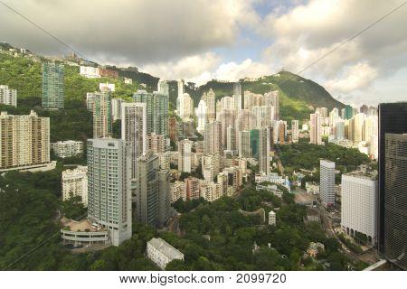Hong Kong High-Rise Apartments