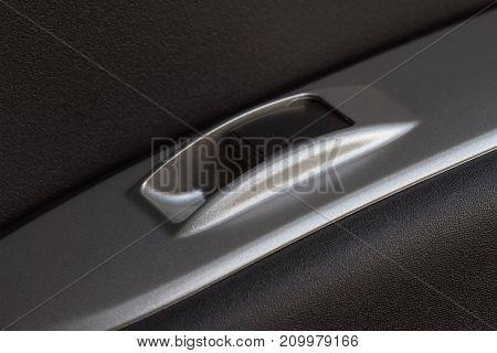 Auto Glass Control Button Of Car