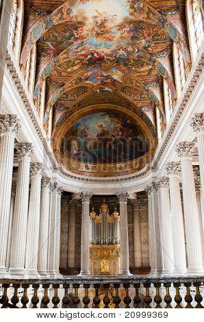 Königliche Kapelle des Schlosses von versailles