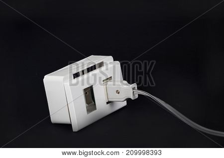 Plug And Socket For Home Electric