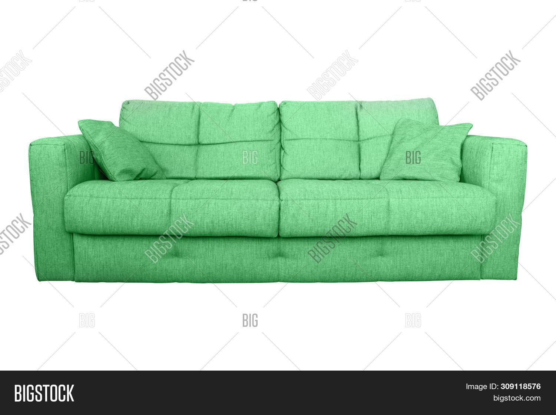 Modern Green Sofa Image & Photo (Free Trial) | Bigstock