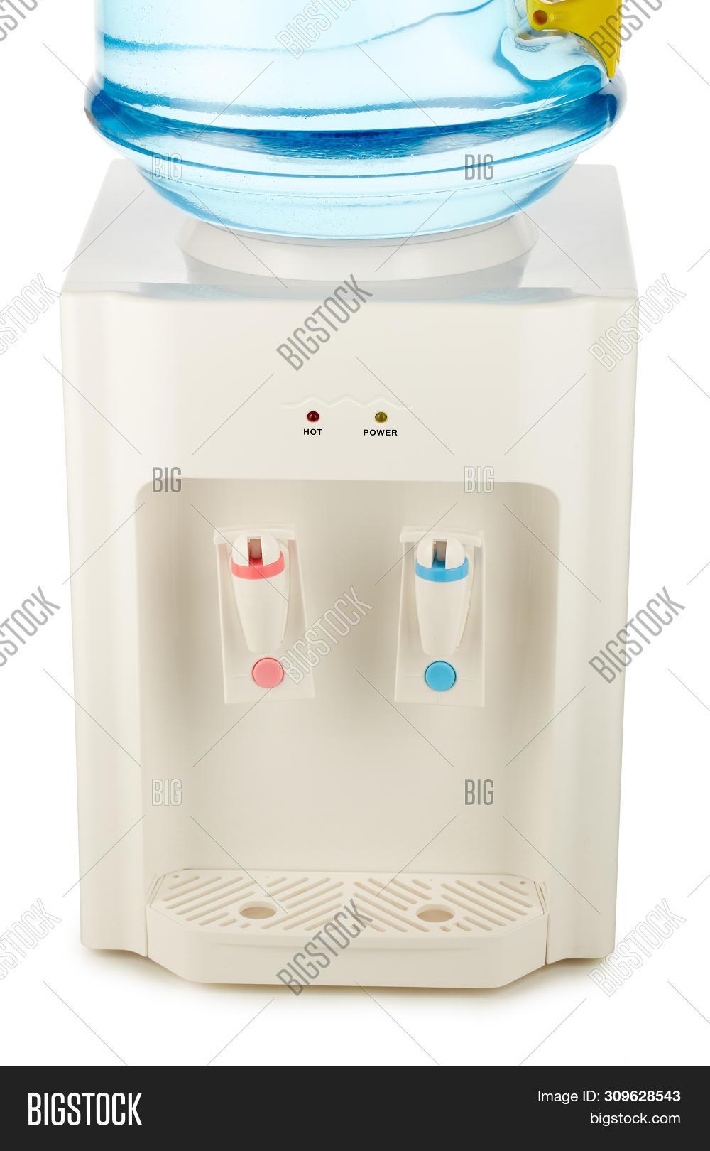 White Water Cooler Big Image Photo Free Trial Bigstock