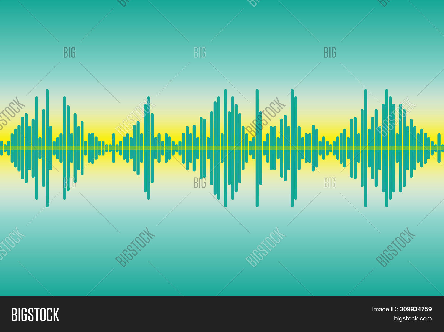 Turquoise Music Player Image & Photo (Free Trial) | Bigstock
