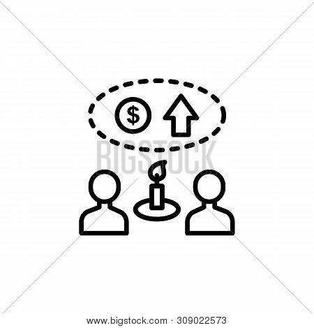 Expect Need Migration Outline Icon. Element Of Migration Illustration Icon. Signs, Symbols Can Be Us