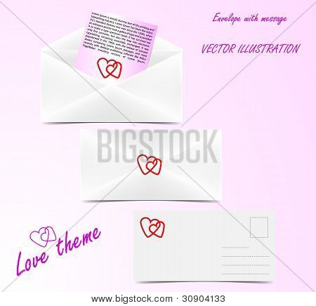 Envelope - Love Theme