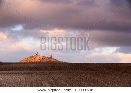 Hazmburk Castle