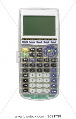 Graphing Calculator Isolated