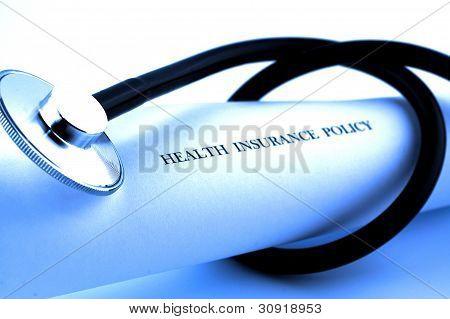 Póliza de seguro de salud