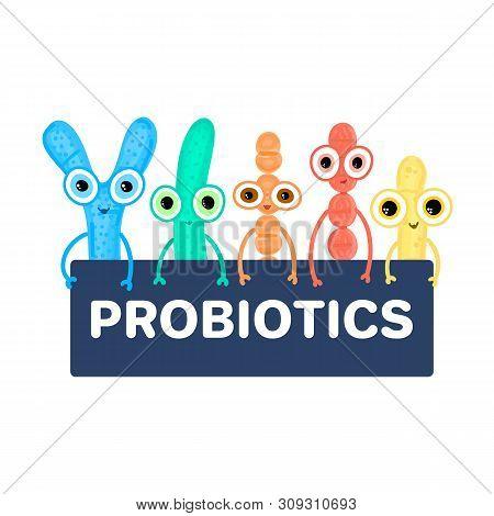 Probiotics. Lactic Acid Bacterium. Bifidobacterium, Lactobacillus, Streptococcus Thermophilus, Lacto