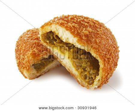 Curry Bread