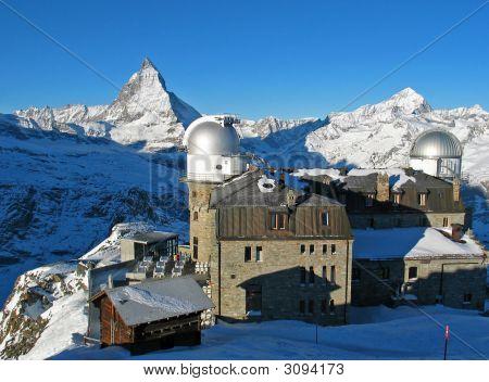 Matterhorn And Observatory