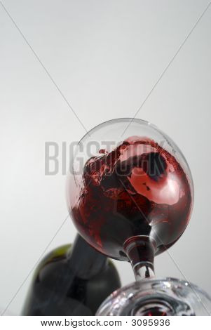 Wine With Copy Space