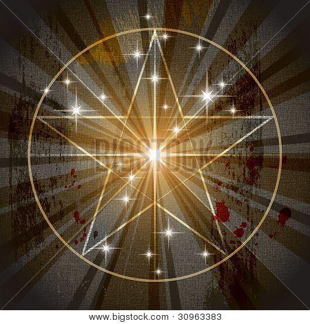 Ancient Mystic Pentagram