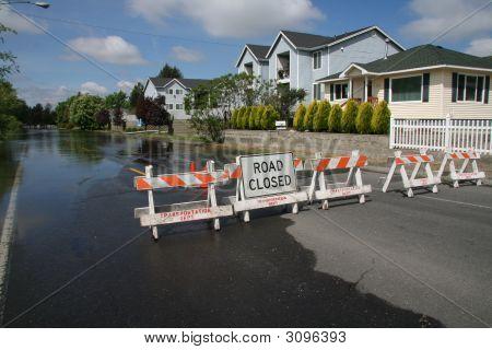 Road Barricade