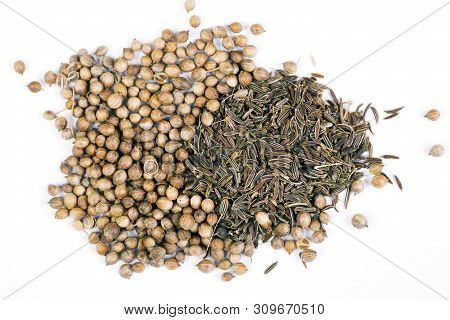 Coriander And Cumin