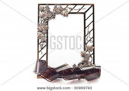 Frame For Photos And Film Strip