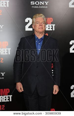 LOS ANGELES - MAR 13:  Christopher McDonald arrives at the