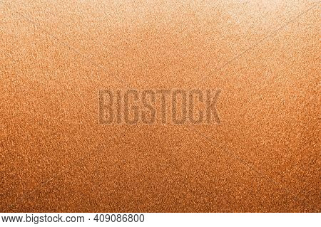 Copper Gold Background Metallic Texture Wrapping Foil Paper Shiny Orange For Wall Paper Decoration E
