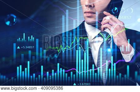 Prosperous Salesperson At Investment Bank Is Contracting With A Client To Force Him To Invest In A N