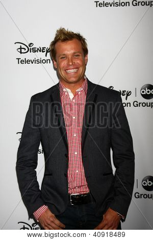 LOS ANGELES - JAN 10:  Brian Malarkey attends the ABC TCA Winter 2013 Party at Langham Huntington Hotel on January 10, 2013 in Pasadena, CA
