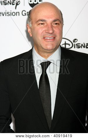 LOS ANGELES - JAN 10:  Kevin O'Leary attends the ABC TCA Winter 2013 Party at Langham Huntington Hotel on January 10, 2013 in Pasadena, CA