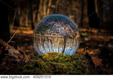 Could Be Seen As Mother Nature's Crystal Ball To Foresee The Future Of Our Planet.