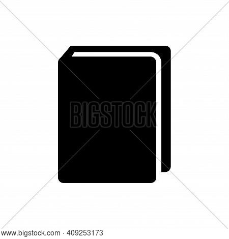 Book Icon Vector. Book Icon Isolated On White Background. Book Icon Simple And Modern.