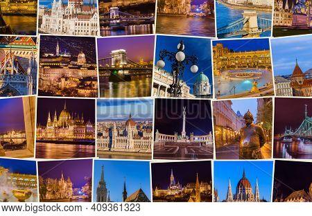 Budapest Hungary travel images - architecture background (my photos)