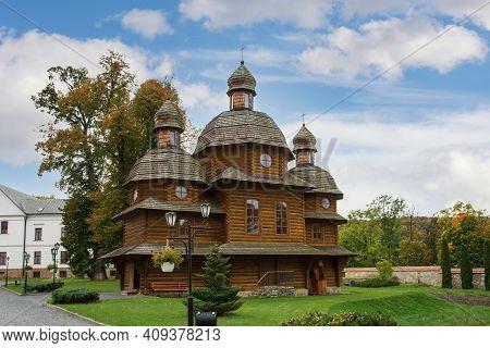 Church Of The Intercession Of The Virgin, Tserkva Pokrovy Bohorodytsi, Krekhiv Monastery Of St. Nich