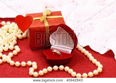 Gift For St. Valentine Day Celebration