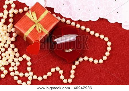 Present For St. Valentine Day