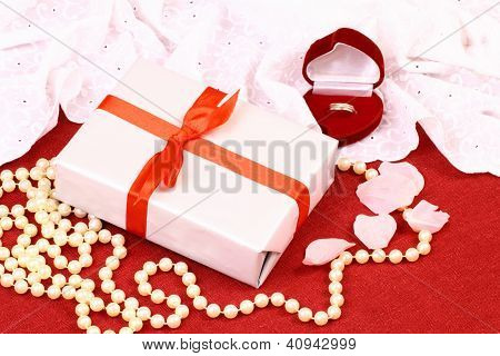 Wonderful Gift For St. Valentine Day