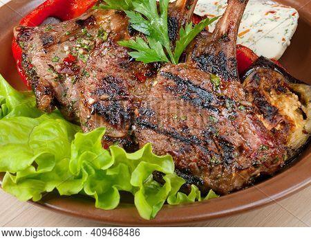 Draadjesvlees  - Traditional Dutch Slow-braised Beef Close Up