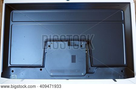 Details And Close-up Of The Color Lcd Panel. Details And Close-up Of The Color Lcd Panel