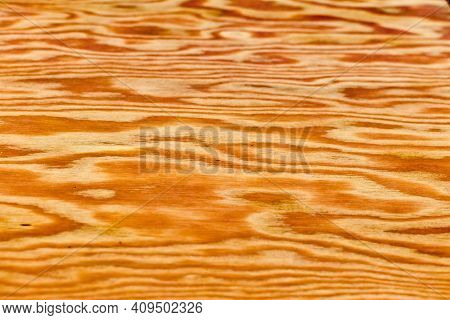 Plywood Texture. Plywood Texture With Pattern Of Natural Wood. Plywood Sheet Close Up, Background.