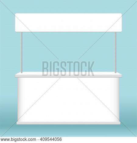 Kiosk Display, Promotion Counter Stand Show, Counter Stand For Retail Booth Promo, Kiosk Advertising