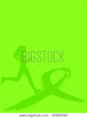Green Race for the Cure
