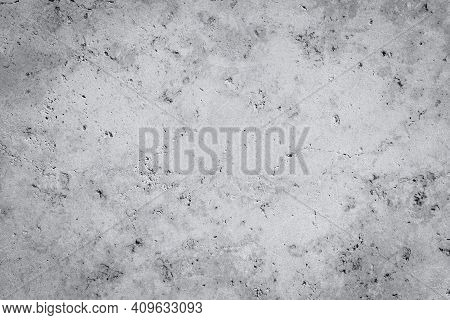 Concrete Grey Cement Wall Textured Background